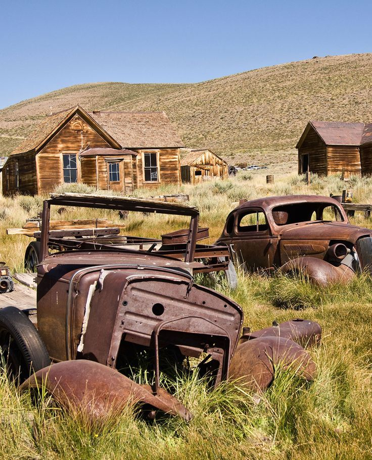 10 Abandoned Places You Can (Legally) Explore Today In