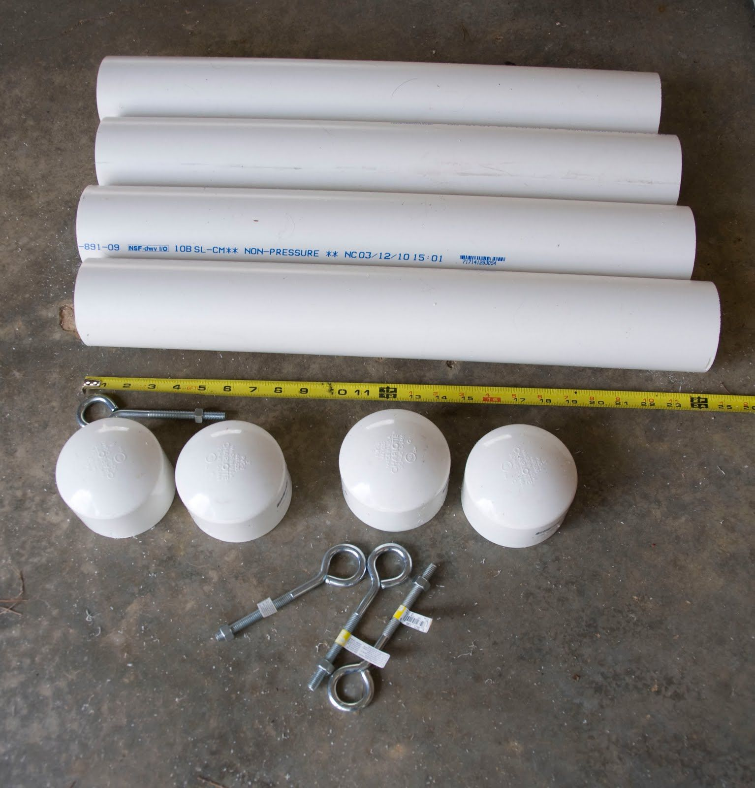 Vendor Makes Another Sale: Craft Show Stuff: Make Your Own Tent Weights