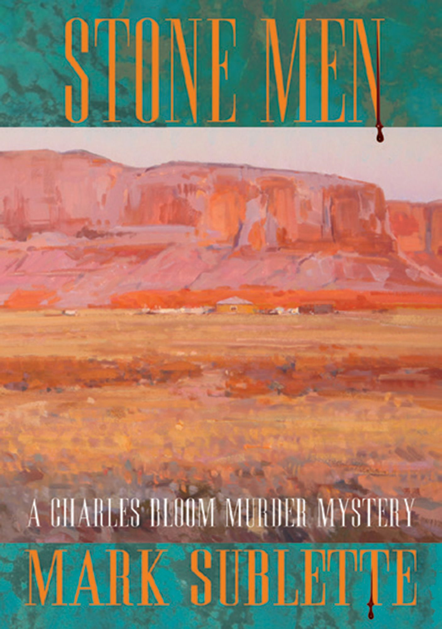 """Book Review """"Stone Men"""" by Mark Sublette Big Sky"""