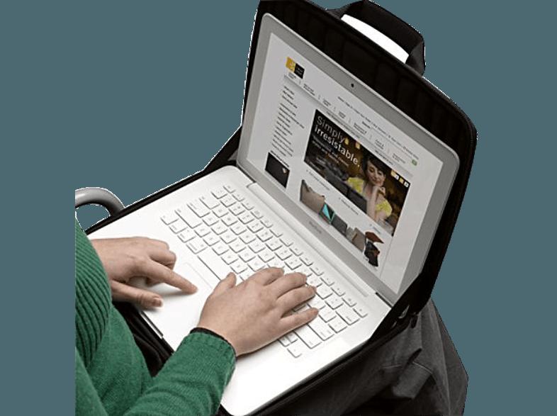f08197b8b07 CASE LOGIC QNS-113 13,3 inch Zwart kopen? | MediaMarkt | Laptop bag ...