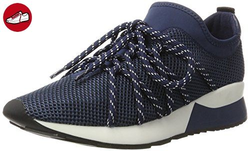 Sita Lace Up, Sneakers Basses Femme, Blanc (100 White), 40 EUEsprit