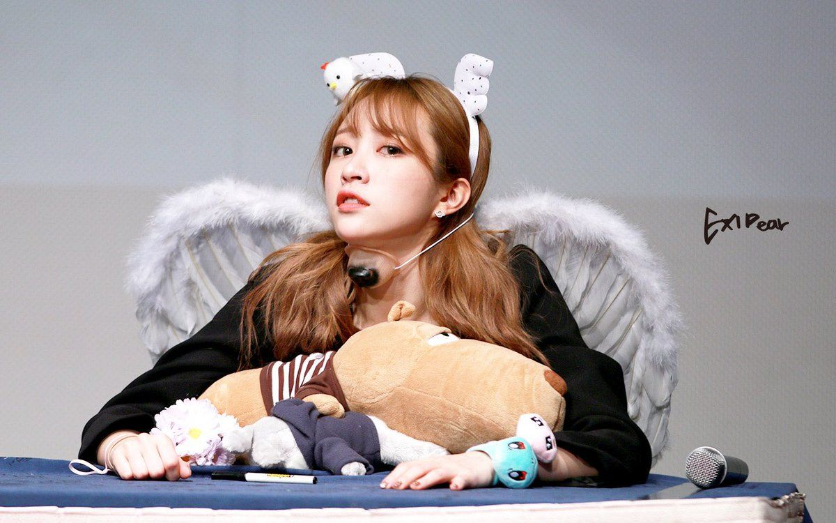 KPop Idols Celebrating May Birthdays Kpop, Hani