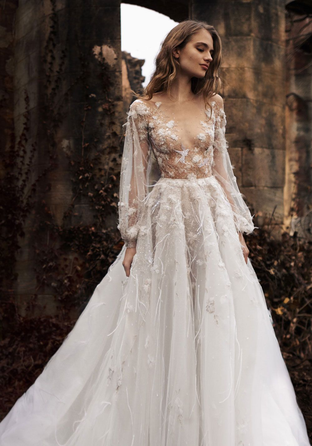 Dress Design By Paolo Sebastian Wedding Dresses Stunning Bridal Look