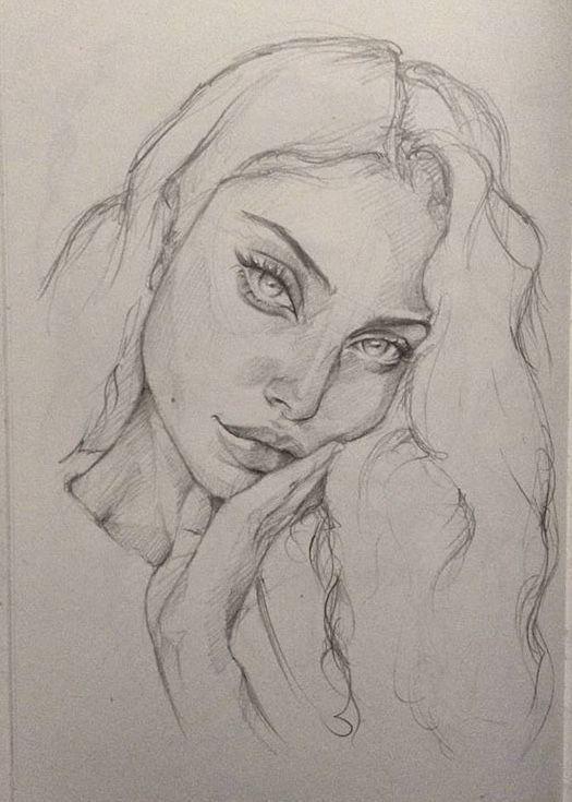 Art Sketches Girl , Art Sketches