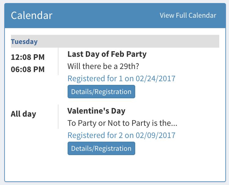 Event Registration System Update | DMG News | Pinterest | Event ...