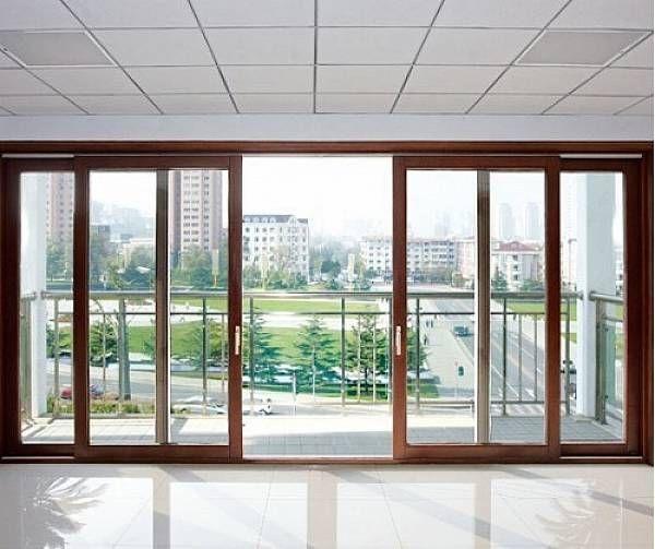 Sliding doors | Modern Double Sliding Patio Doors | Doors ...