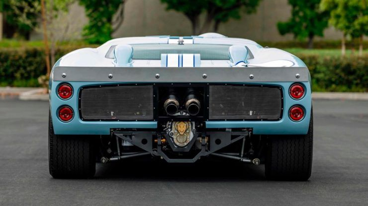 For Sale The Ken Miles Car From Ford V Ferrari A Superformance Ford Gt40 フォードgt40