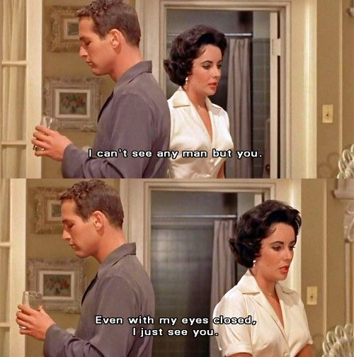 Elizabeth Taylor (Maggie) Cat On A Hot Tin Roof (1958)