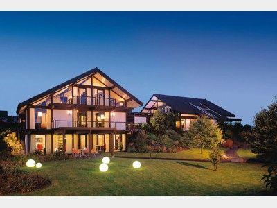 gebhardshain 2 einfamilienhaus von davinci haus gmbh co kg haus xxl modern satteldach. Black Bedroom Furniture Sets. Home Design Ideas