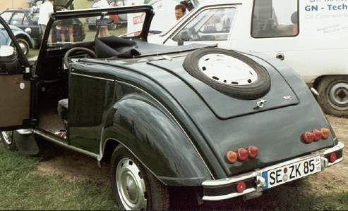 Citroen 2pk cabrio