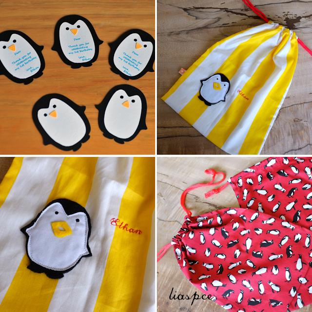 penguins lia's crafty journey