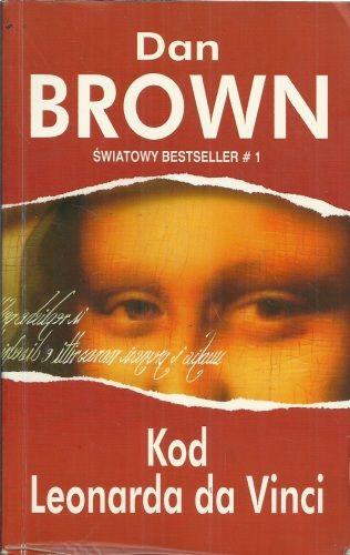 Dan Brown Kod Leonarda Da Vinci 3229760108 Oficjalne Archiwum Allegro Dan Brown Dan Life Is Short