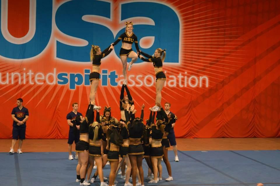 First Pyramid - Nationals Day 1