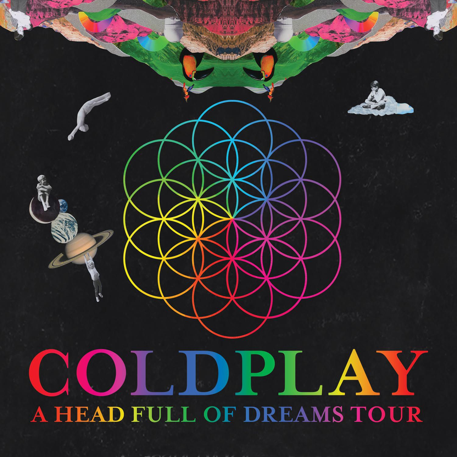 Coldplay Songs Head Full Of Dreams Tour