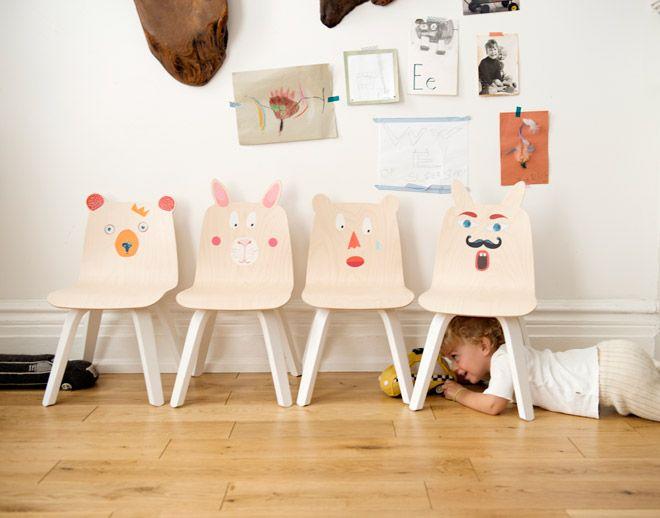 La belle collection Play de chez Oeuf nous rappelle qu'il n'y a rien de plus important que de s'amuser :)