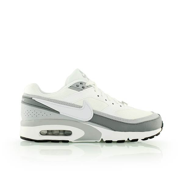nike AIR MAX BW (GS) WOLF GREY/WHITE-COOL GREY-BLK