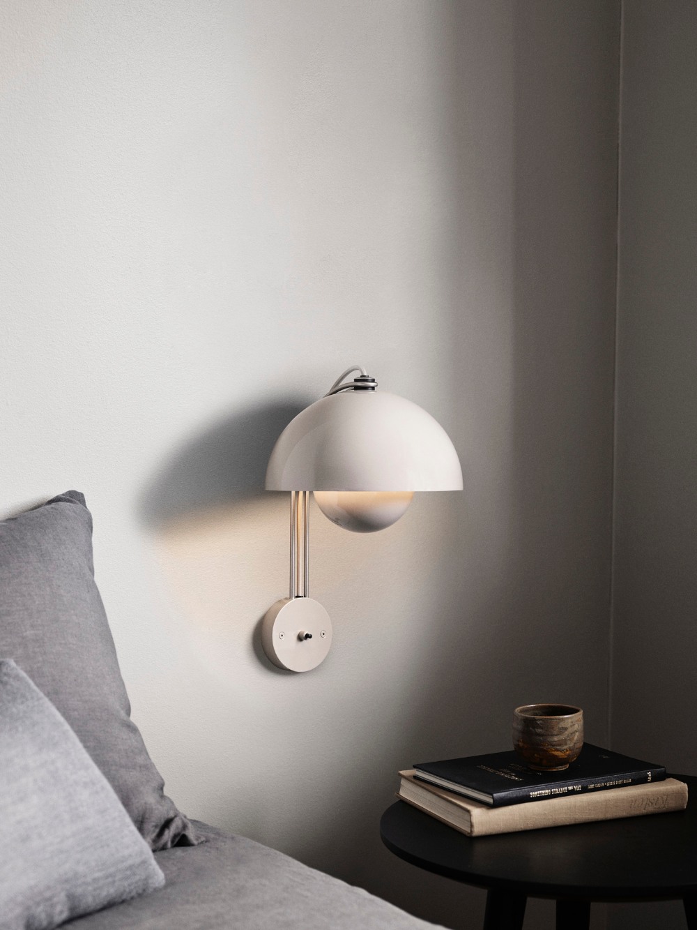 Tradition Flowerpot Vp8 In 2020 Verner Panton Designs Design Stainless Steel Lamps