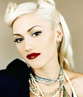 Gwen Stefani. This lady is the reason I dyed my hair blonde, and where my love of red lipstick came from.