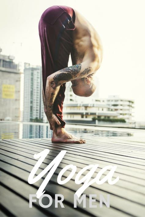 The Badass Guide to Yoga for Men #healthandfitness