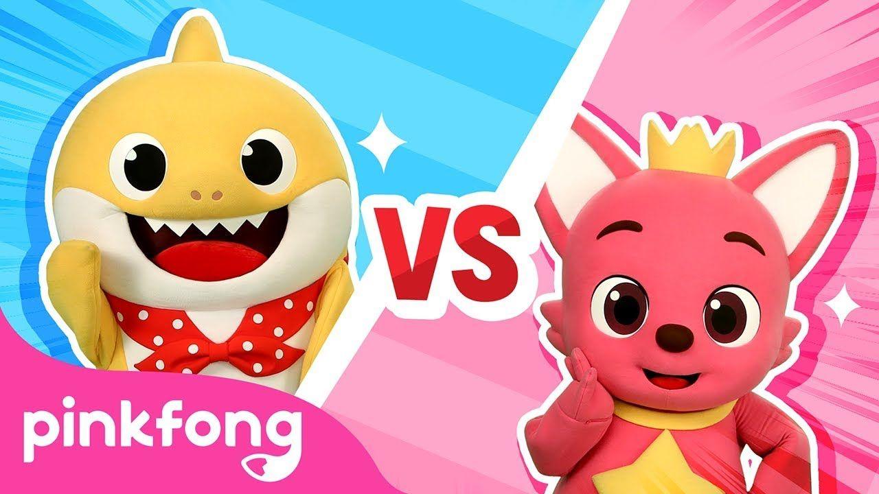 Baby Shark Challenge | Desafío del Tiburón Bebé | Pinkfong ...