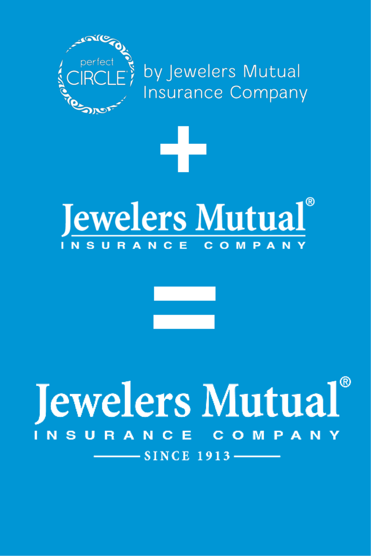 Starting Today Our Perfect Circle Jewelry Insurance Brand Unites