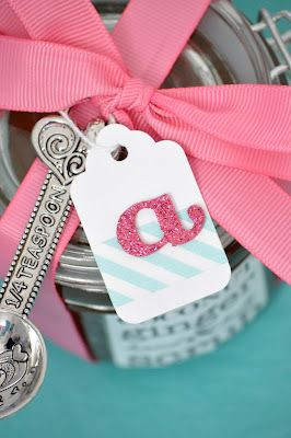 easy washi tape gift tags