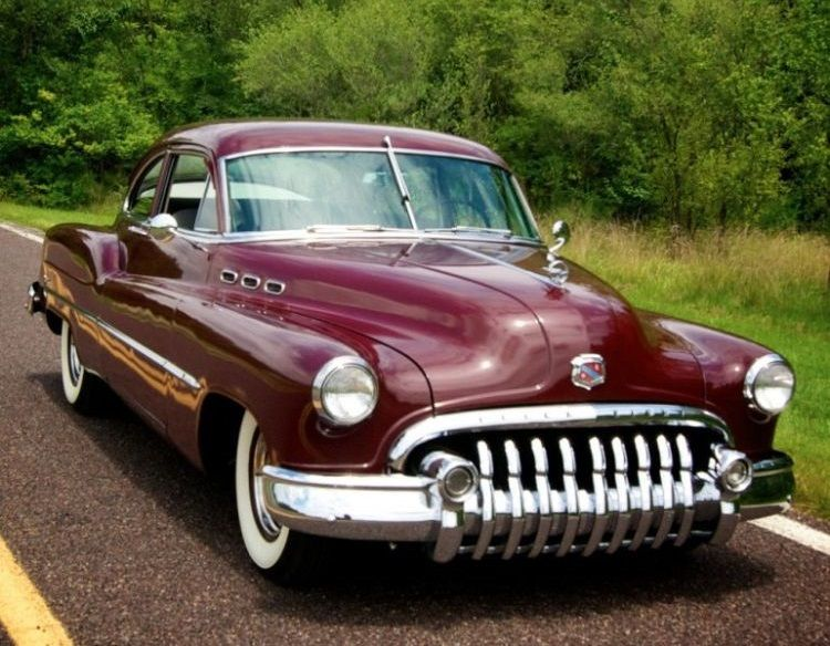 1950 Buick Special Sedanet