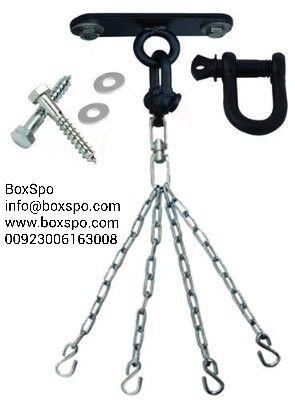 Wood Beam Ceiling Hook Punching Hanger Wall Bracket for Gym MMA Boxing Muay Thai