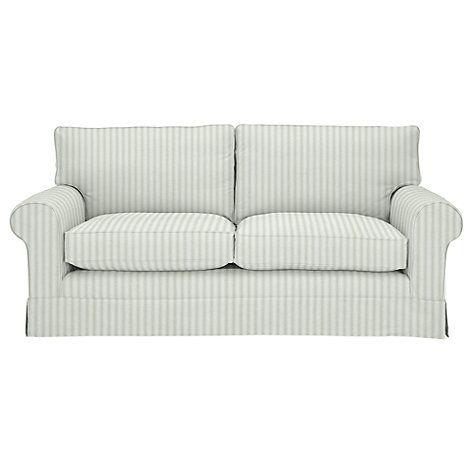 John Lewis Padstow Large Loose Cover Sofa Price Band C