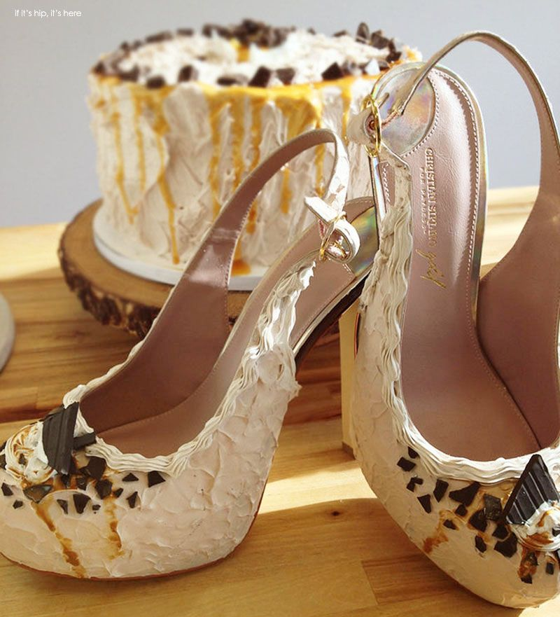Sweet Treats! Wearable Confections From Shoe Bakery