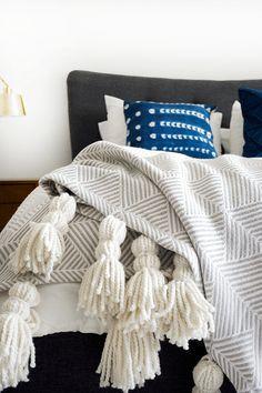 What Is A Throw Blanket Diy Giant Tassel Throw Blanket  Pinterest  Tassels Blanket And