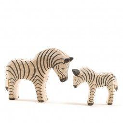 Zebras 2tlg. Ostheimer SET Деревянные игрушки, Игрушки