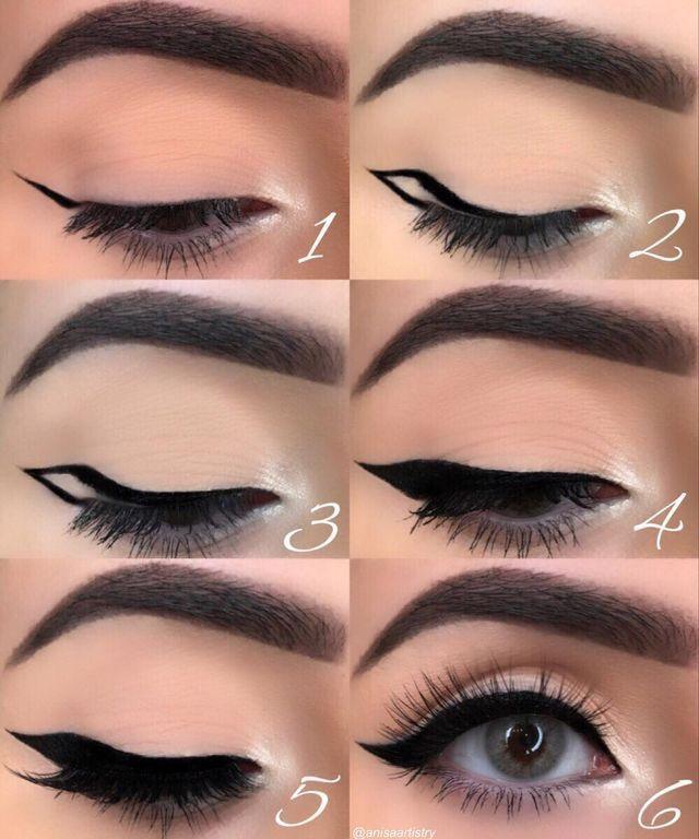 Gliederungs-Tutorial – #de #line #Tutorial #makeupeyeshadow Gliederungs-Tutorial …