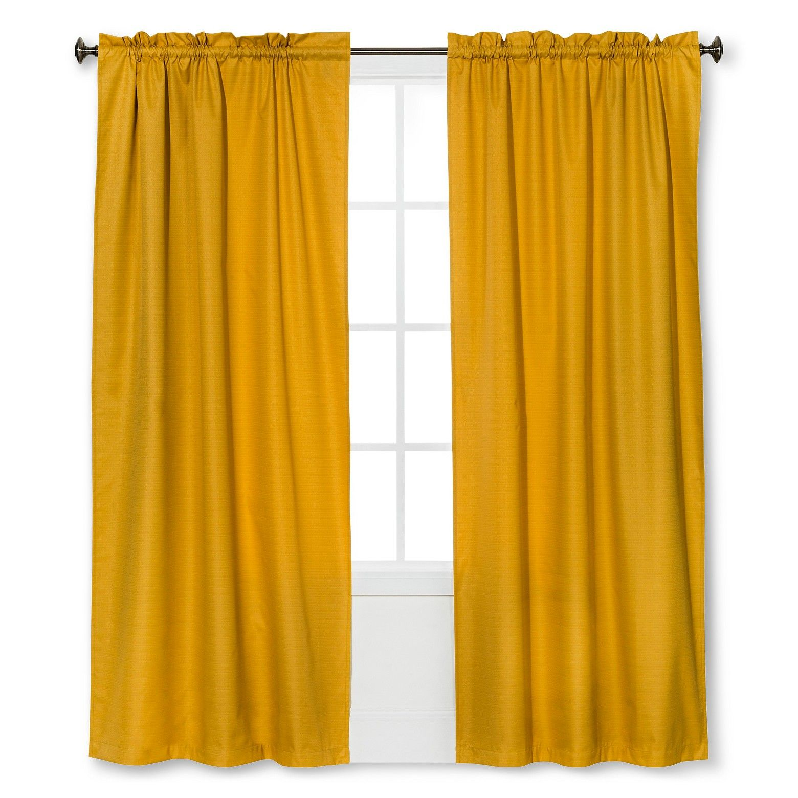 The Eclipse Braxton Thermaback Window Panels drape beautifully and ...