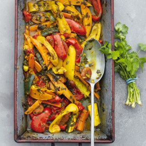 Marokkanische Gemüse-Tajine mit Aprikosen #levanteküche