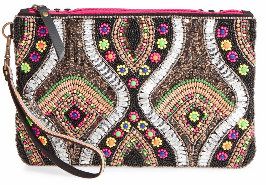 by Steve Madden - Danica' Beaded Clutch