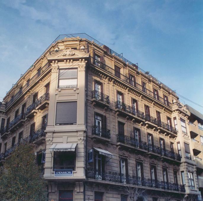 Pin On Where To Sleep In San Sebastián
