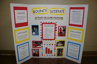 8th Grade Science Projects Bouncing Egg Science Fair