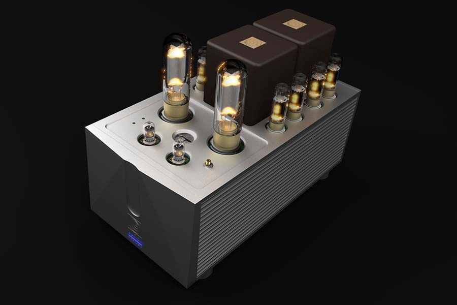 Ypsilon 40 Watt 211 Tube SET Power Amplifier ($11 000