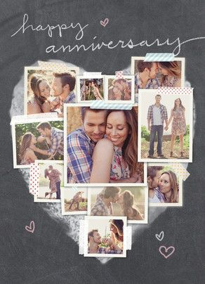 Sitewide Savings At Cardstore Closet Of Free Samples Happy Anniversary Cards Cards Photo Collage