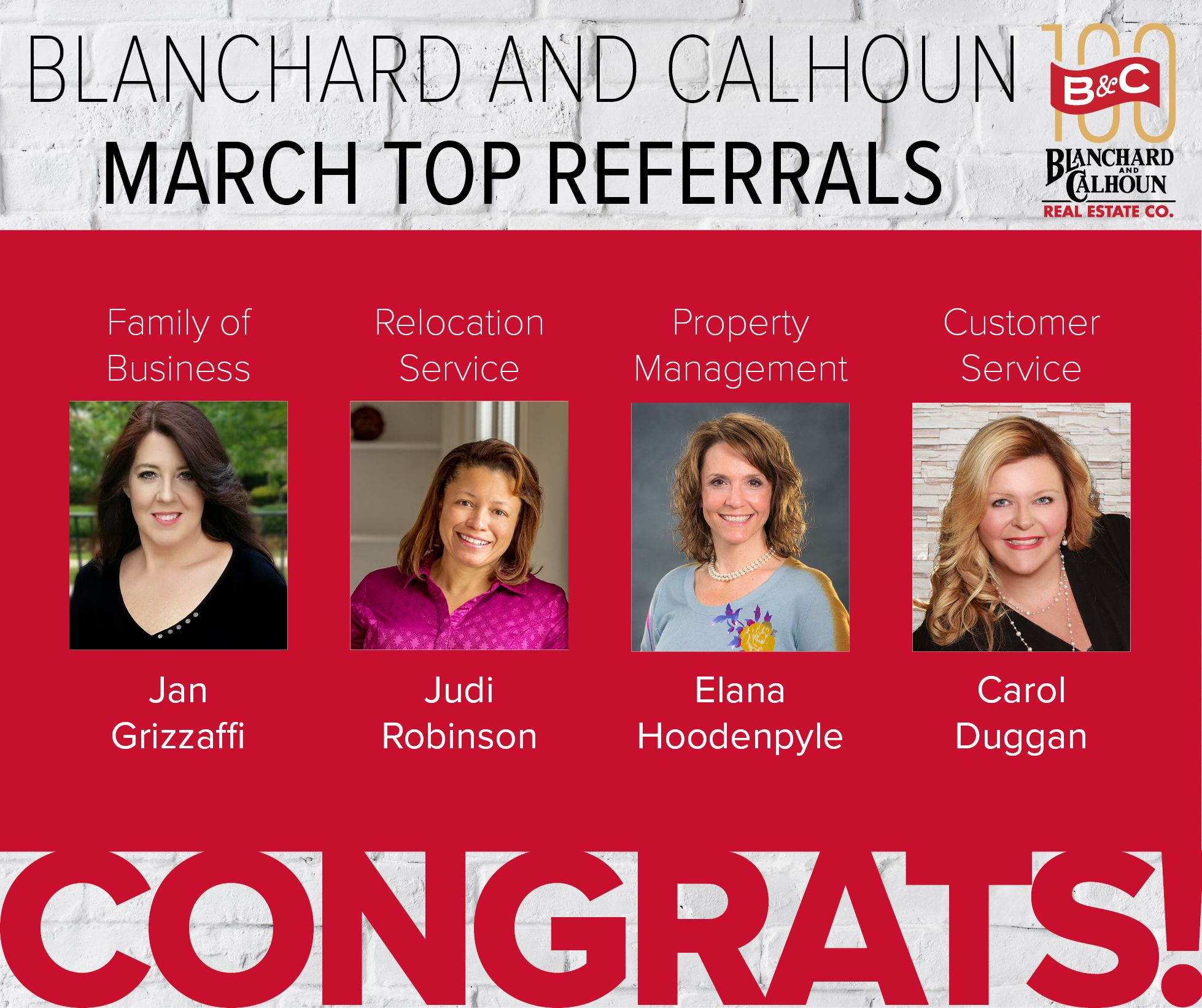 Your referrals mean the world to us thank you!