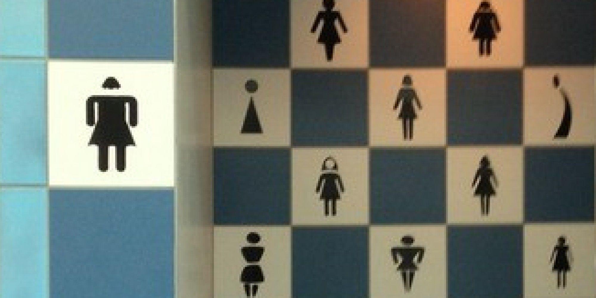 sign creative player womens ad women lesa carolina south bathroom s work