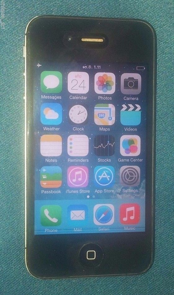 Apple Iphone 4 16GB and Without Contract Verizon CDMA