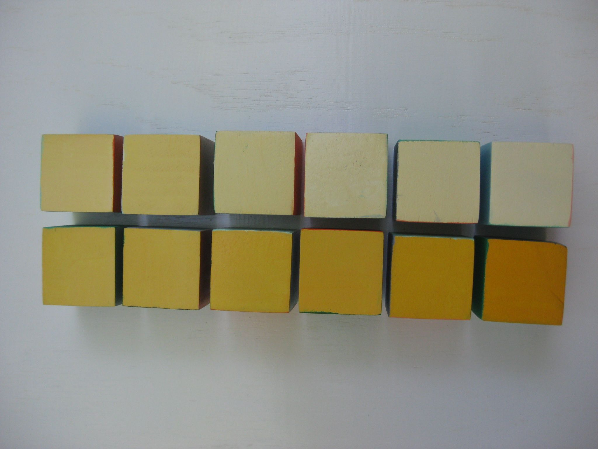 Different Shades Of Yellow Paint color blocking | paint shades and mustard yellow paints
