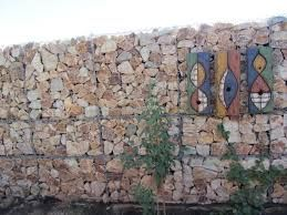 decorative BRICK WALL fencing ideas - Google Search