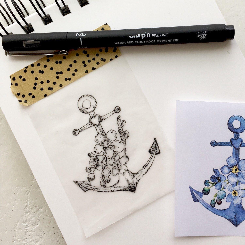 Custom Rubber Stamps Made to Order Stamp Custom Order