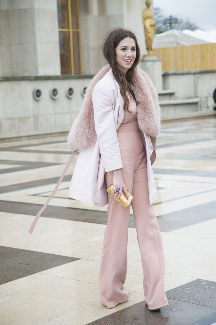 The Best Street Style at Paris Fashion Week 2015 | Fashion | Grazia Daily