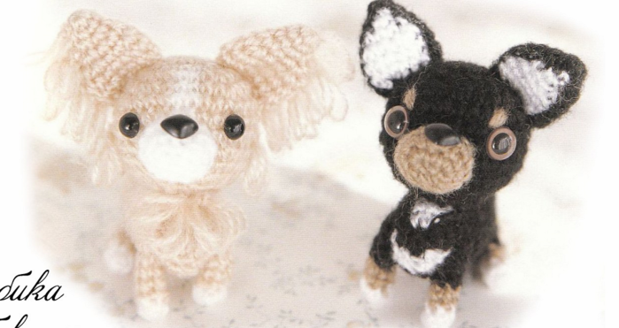 Chihuahua Amigurumi - FREE Crochet Pattern / Tutorial   Hækle de ...