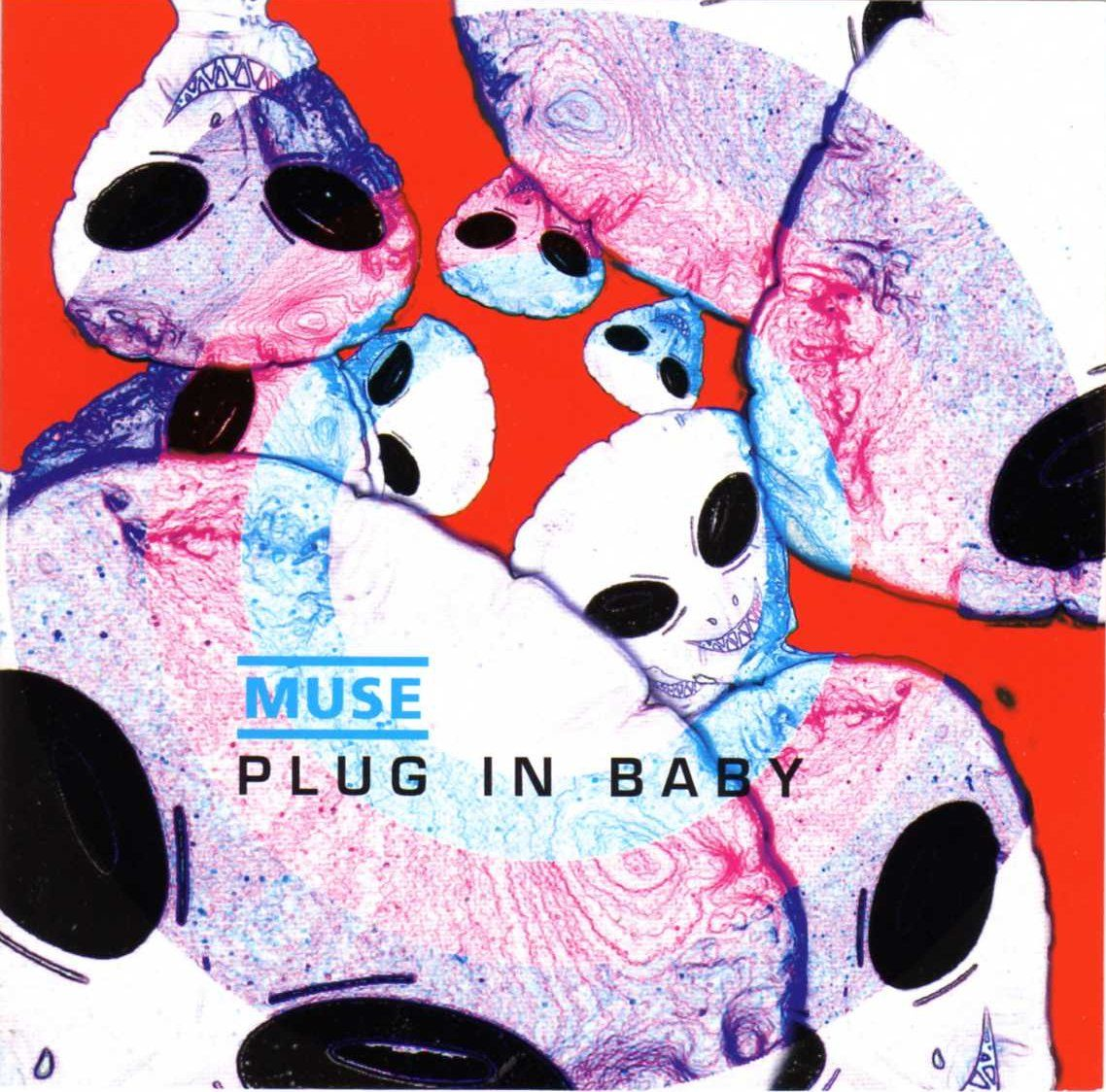 Muse - Plug In Baby Single - 2001