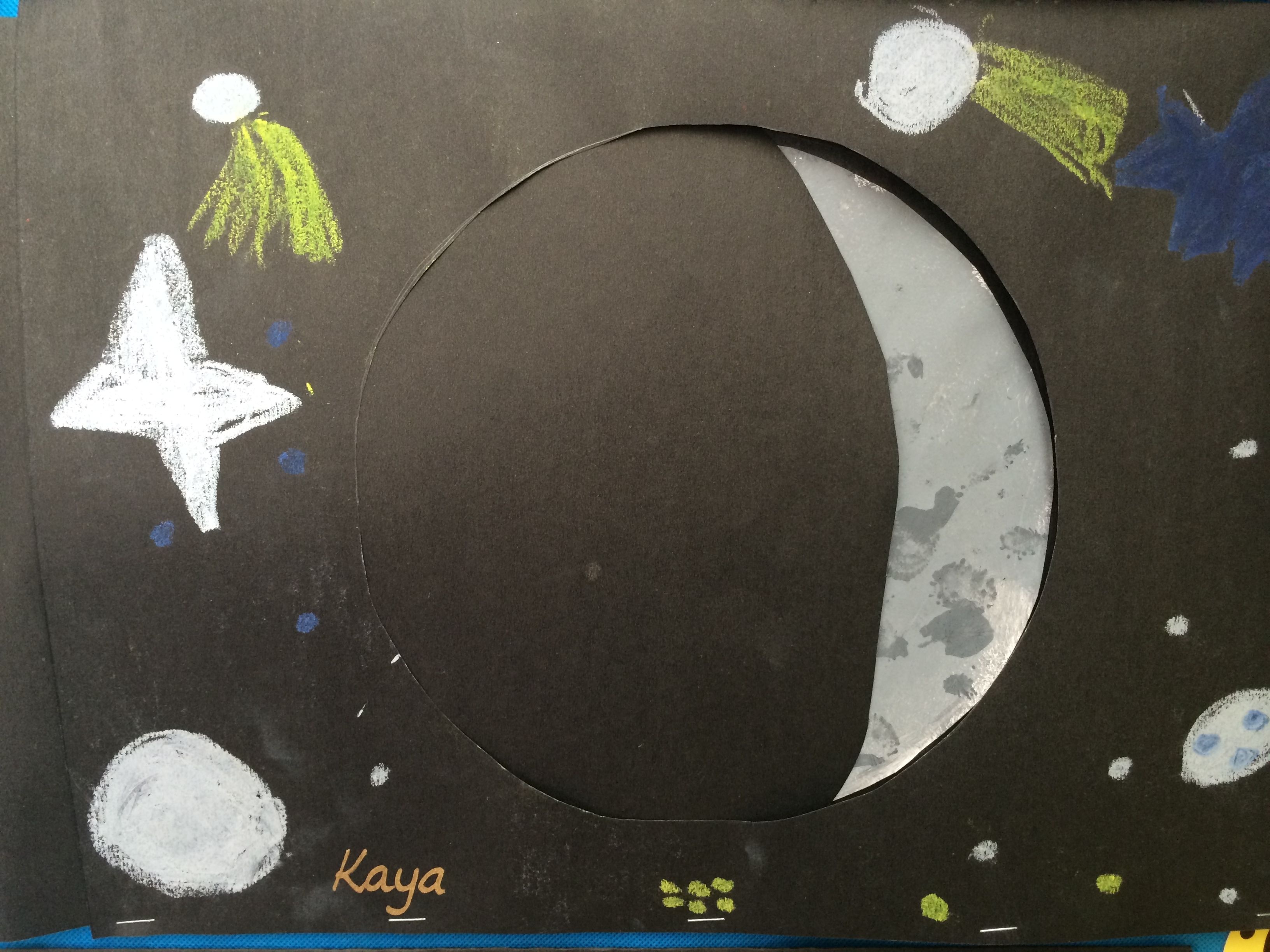 Another Phases Of The Moon Picture The Project Has A